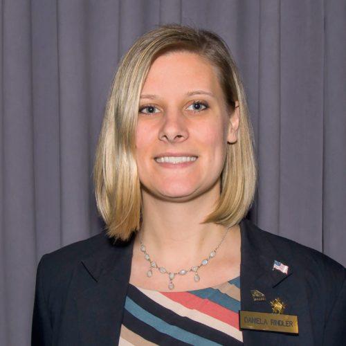 Daniela Rindler, CMP